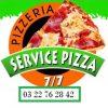 logo service pizza